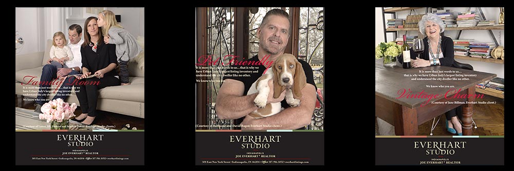 Everhart Studio | Advertising Campaigns