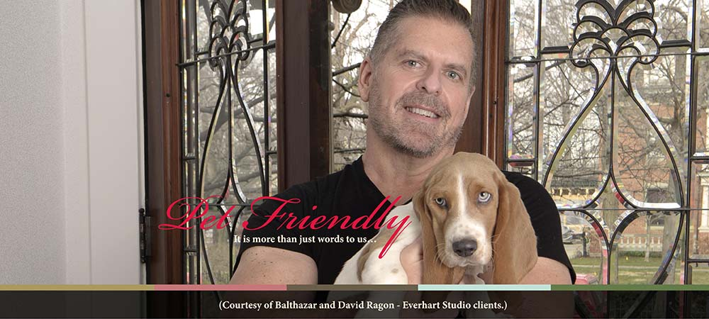 Everhart Studio | Pet Friendly | Indianapolis' Best Realtors