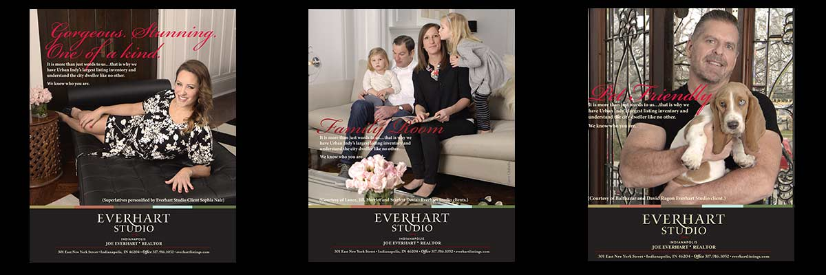 Everhart Studio | Latest Advertising Campaigns